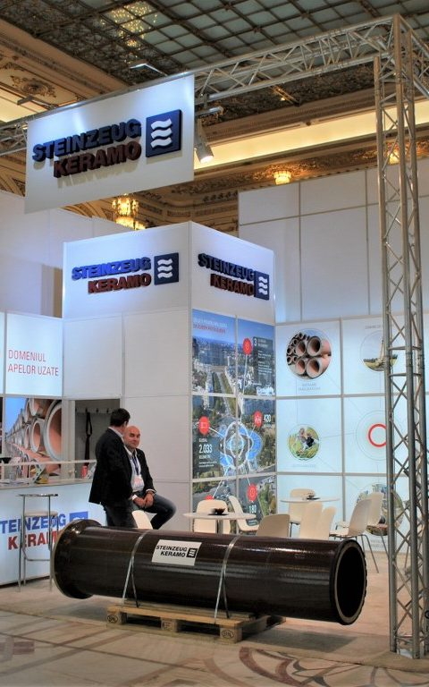 construire concept stand expozitional
